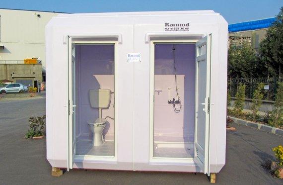 Kabine dushi & tualet portabel 150x270