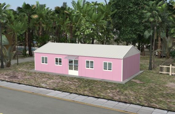 Ndertese zyre modulare 98 m²