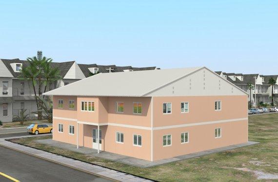 Klase portabel 594 m²