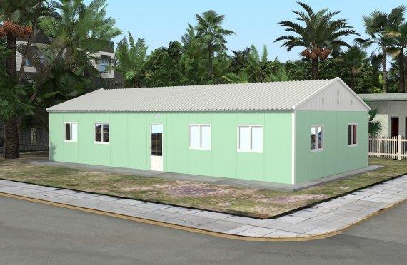 Klase portabel 117 m²