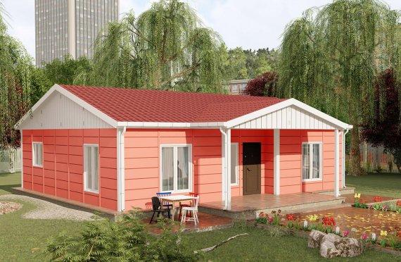Shtëpitë e reja 100 m2