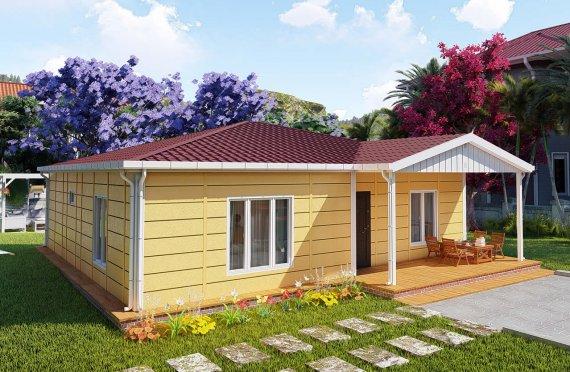 Shtëpitë e reja 103 m2