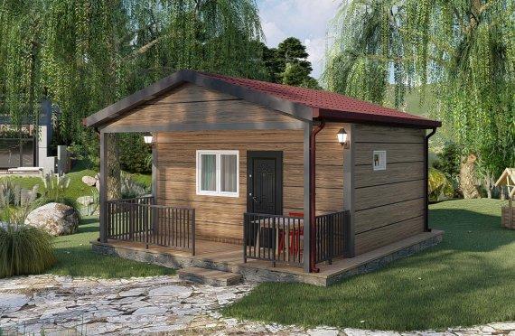 Shtëpitë e reja 28 m2