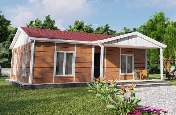 Shtëpitë e reja 75 m2