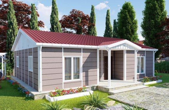 Shtëpitë e reja 95 m2