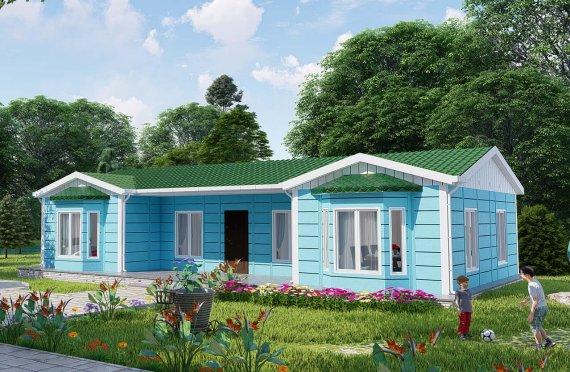 Shtëpitë e reja 97 m2