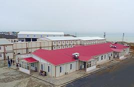 Ndërtesat e prefabrikuara të punishteve