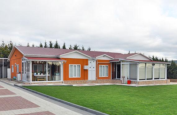 Shtëpi të Prefabrikuara Dykatëshe
