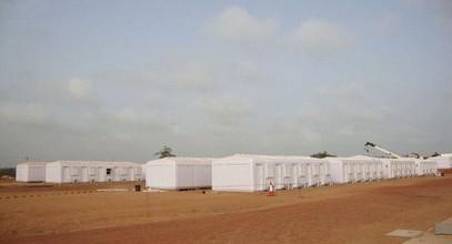 Karmod ka perfunduar nje kamp pune per 250 persona ne Somali