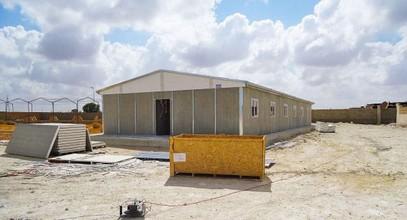 Prodhimi i Nderteses se Prefabrikuar per Nxjerrje Nafte ne Libi u krye me sukses.