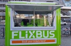 Kabinat e biletave të Flixbus nga Karmod