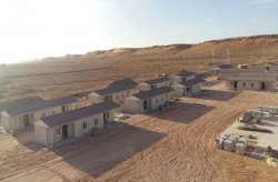 Projekti i strehimit te prefabrikuar me cmim te perballueshem dhe kosto te ulet ne Algjeri