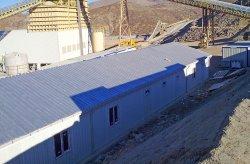 Ndertesa e zones se punes iu dorezua Minieres Anagold ne Turqi