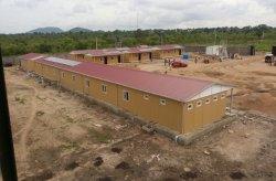 Karmod përfundoi objekte ushtarake në Nigeri
