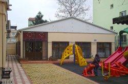 Nje kopsht femijesh i prefabrikuar u dergua ne Bursa nga Karmod