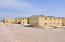 Karmod ndërton qytetin e parafabrikuar për 10,000 Njerëz në 7 Muaj