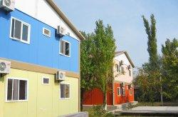 Projekti i fshatit te pushimeve Ukraine