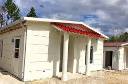Karmod ka perfunduar nje projekt shtepie celiku ne Panama