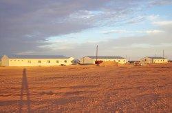 Kompleksi i ndërtesës së parafabrikuar në Algjeri