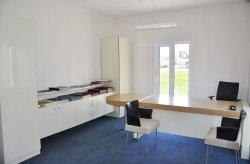 Zyra shitjesh luksoze te prefabrikuara per Projektin e Qytetit Bosphorus