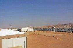 Konteinere qytetas te kampeve te refugjateve