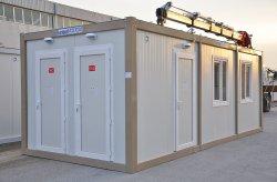 Konteinere te tualeteve/Dusheve